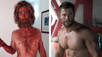 perubahan drastis artis Hollywood demi peran (foto: Brightside)