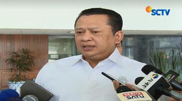 Bambang Soesatyo membantah jika UU MD3 juga dikatakan tidak membuat DPR sebagai yang anti kritik