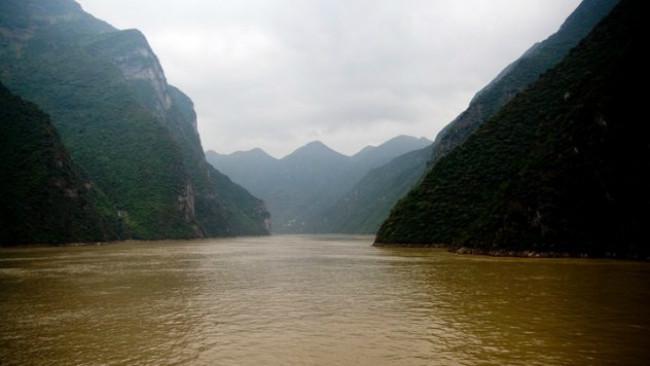 Ilustrasi Sungai Yangtze. (Sumber iStock)