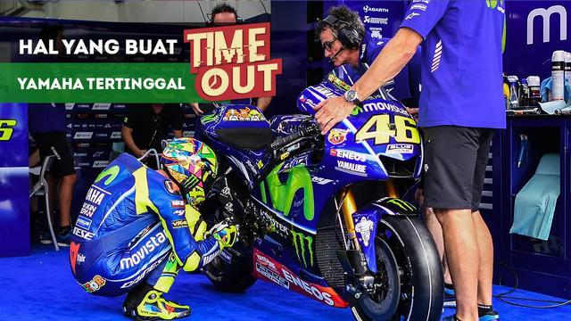 Kepala mekanik Rossi, Silvano Galbusera ungkap hal yang membuat Yamaha tertinggal dari Honda dan Ducati.