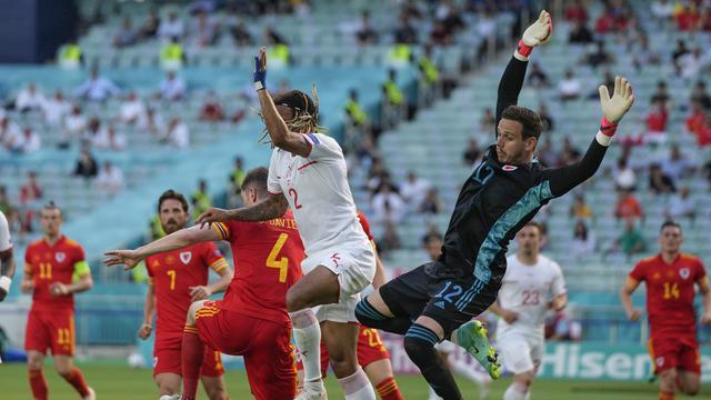 Euro 2020 Wales melawan Swiss