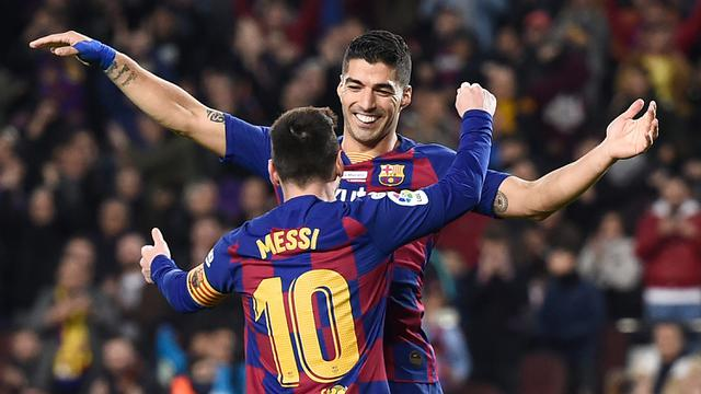 Rekan Setim Terbaik Lionel Messi di Barcelona