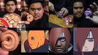 6 Cosplay Low Budget Jadi Anggota Akatsuki Ini Bikin Ngakak (sumber: Instagram/lowcostcosplayth)
