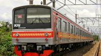 KRL Yogyakarta-Solo mulai berbayar pada 10 Februari 2021 (dok: KAI Commuter)