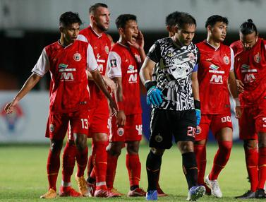 Persija Pecundangi Persib di Leg 1 Final Piala Menpora