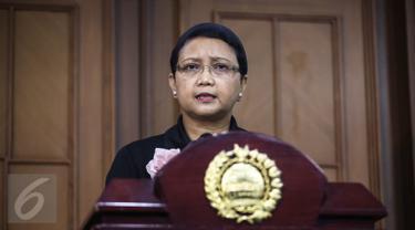 20160405-Menlu Retno Utamakan Keselamatan 10 WNI Tahanan Abu Sayyaf-Jakarta