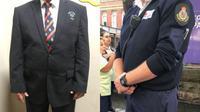 Seragam baru petugas kesehatan di Australia dihargai selangit (ABC News: Brooke Wylie)