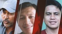 Ilustrasi - Profesi Non Pelatih Usai Pensiun: Fakhri Husaini, Zaenal Arif, Ilham Jaya Kesuma (Bola.com/Adreanus Titus)