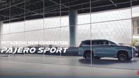 Mitsubishi Motors Corporation (MMC) secara resmi melakukan debut Pajero Sport secara global di Thailand, 25 Juli 2019 lalu.