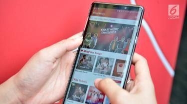 Dukung Industri Kreatif, Smartfren Luncurkan Aplikasi SmartMusic
