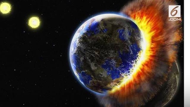 Isu kiamat kembali berhembus. Seorang ilmuwan memprediksi sebuah planet akan menabrak bumi tanggal 23 September.