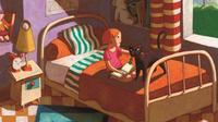 Di festival film animasi ini, Anda bisa menyaksikan film-film animasi prancis yang memenangkan penghargaan.