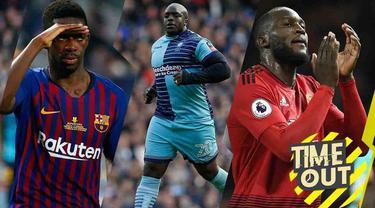 Video time out tentang Barcelona dikabarkan akan melepas Ousmane Dembele dan 4 pesepakbola terkuat di Eropa.