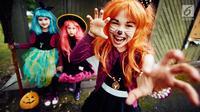 Ilustrasi Foto Halloween. (iStockphoto)