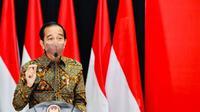 Presiden Jokowi memberikan apresiasi kepada para dokter di Indonesia yang telah berjuang selama pandemi Covid-19. (Instagram/jokowi).