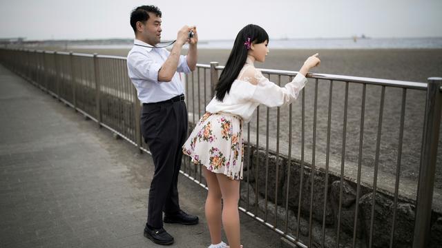 Kisah Percintaan Seorang Pria dengan Boneka Seks di Jepang