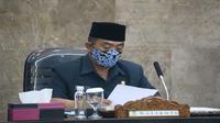 Walikota Cirebon Nashrudin Azis mengaku sudah memberikan surat rekomendasi untuk meniadakan kegiatan pasar rakyat muludan di keraton Cirebon. Foto (Istimewa)