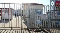 Dua pintu perbatasan Turki-Suriah ditutup aparat Turki sehubungan dengan kondisi keamanan. (BBC)