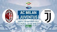 Serie A_AC Milan vs Juventus (Bola.com/Adreanus Titus)