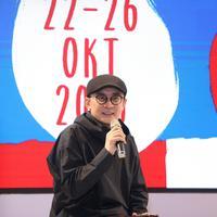 """Teknik Tradisi Perhiasan Indonesia untuk Desain Avant Garde"" Talkshow by Rinaldy A Yunardi | Daniel Kampua/Fimela.com"