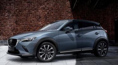 Mazda CX-3 Bermesin 1,5 Liter Resmi Meluncur