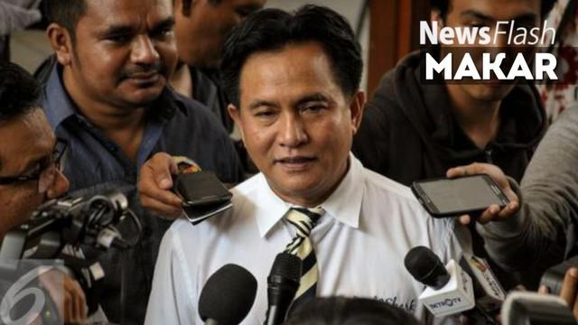Sejauh ini 2 tersangka dugaan makar itu masih ditahan di Mapolda Metro Jaya.