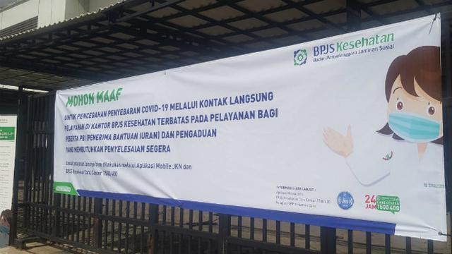 Cegah Corona Covid 19 Bpjs Kesehatan Surabaya Optimalkan 2 Layanan Ini Surabaya Liputan6 Com