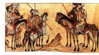 Al-Khabab bin Al-Mundzir membawa Umat Islam memenangkan peperangan di Perang Badar.