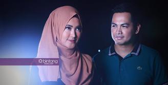 Andalkan doa, Lisya Nurrahmi makin mesra dengan Tommy Kurniawan.