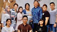 Momen Ahok dan Puput Nastiti Saat Pemotretan Jelang Melahirkan (sumber: instagram/fdphotography90)