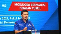 Kepala Badan Komunikasi Strategis Partai Demokrat (Bakomstra) Partai Demokrat Herzaky Mahendra Putra, (Foto: dokumentasi Demokrat)