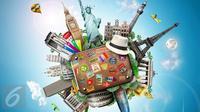 Mimpi ingin berlibur ke luar negeri? Lakukan 6 strategi keuangan jitu berikut ini. (Istockphoto)