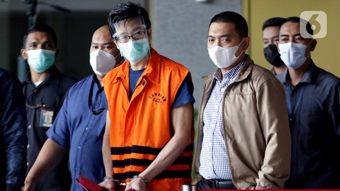 BORN KPK Periksa Direktur PT Borneo Lumbung Energi & Metal Terkait Kasus Suap - News Liputan6.com
