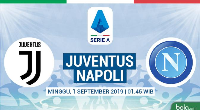 Jadwal Pertandingan Serie A, Sabtu 31 Agustus 2019: Menanti