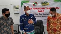 Koperasi Riau Tani Berkah Sejahtera (RTBS) menggelar Rapat Anggota Tahunan (RAT) (Ist)