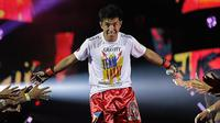 Petarung MMA (Mixed Martial Arts) Filipina, Geje Eustaquio di One Championship (Foto: One Championship)