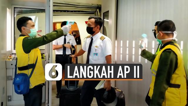 PT Angkasa Pura (AP) II Persero, telah menyiapkan pencegahan virus corona di Indonesia. Berikut sejumlah upaya yang dilakukan AP II untuk mencegah penyebaran virus corona di bandara.