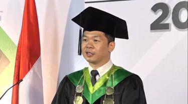 Rektor Kalbis Institute Naik Henokh Parmenas (Ist)