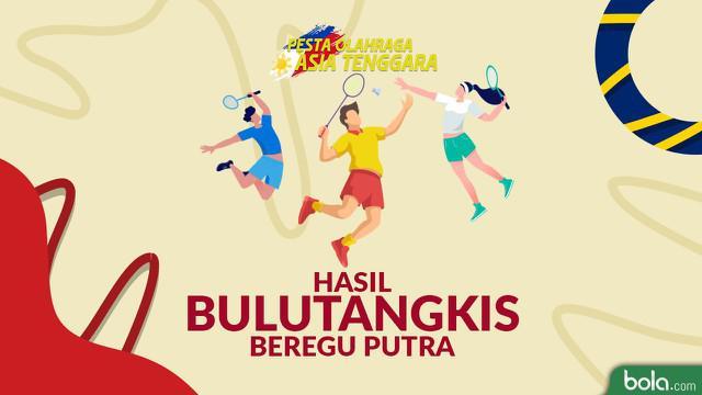 Berita video catatan kemenangan tim bulutangkis beregu putra Indonesia yang kalahkan Malaysia dan meraih medali emas SEA Games 2019.