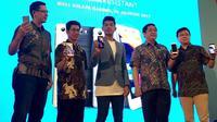 Peluncuran Polytron Prime 7 di Mal Kelapa Gading, Jakarta, Rabu (16/8/2017). (Liputan6.com/Jeko Iqbal Reza)