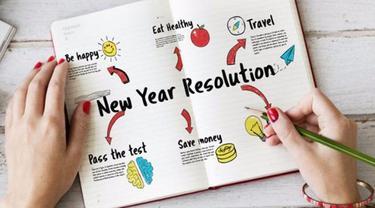 Kamu yang bingung mau resolusi apa? Berikut ini beberapa resolusi yang populer dan sering muncul.