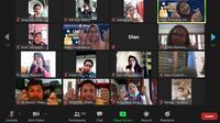 Virtual event yang bertema LAWAN (Lanjut Jadi Wirausaha Dalam Keadaan) Pandemi Bareng tersebut menghadirkan beberapa pembicara yang mampu memberikan solusi dan motivasi kepada lebih dari 200 peserta pelatihan.