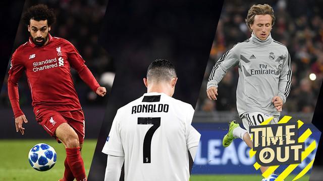 Berita video time out yang membahas tentang 5 pesepak bola yang tampil fenomenal di tahun 2018, siapa saja?