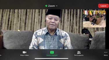 Pimpinan MPRAjak Komunitas Motor Tanjung Pinang dan Bintan Terapkan Empat Pilar