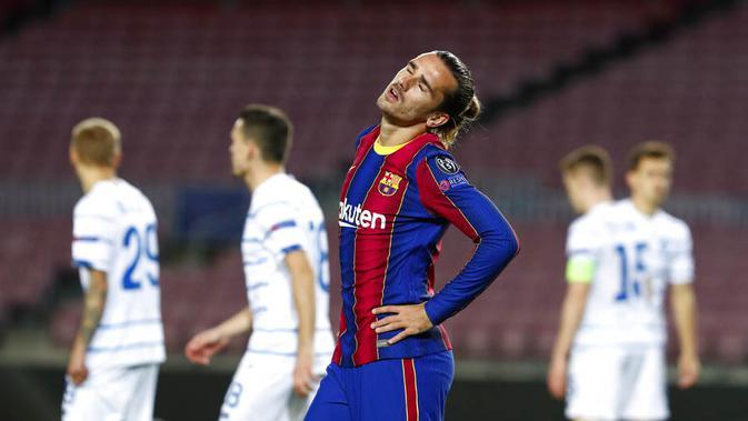 Siaran Langsung Liga Champions, Dynamo Kiev Vs Barcelona di SCTV dan Vidio