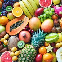 Buah-buahan kaya air (sumber: iStockphoto)