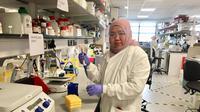 Dr. Susanti, Peneliti Putri RI Raih Penghargaan Riset Post-Doktoral di Inggris.