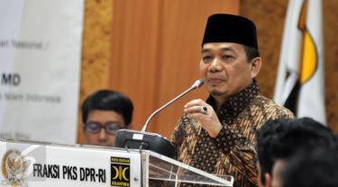 20160303-Ketua Fraksi PKS, Jazuli Juwaini-Jakarta