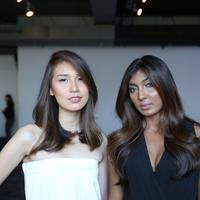 Lupakan sejenak model rambut vibrant, saatnya beralih ke warna-warna netral yang hangat. (Sumber foto: Daniel Kampua/Bintang.com)