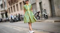 Lihat 5 sepatu yang akan buat penampilan feminin dengan gaun jauh lebih fashionable. (Sumber foto: pinterest, whowhatwear)